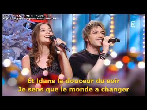 Maéva Méline - Je Veux y croire + Lyrics (Chabada 2010)