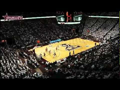 Texas A&M Men's Basketball 2012 Highlight Video