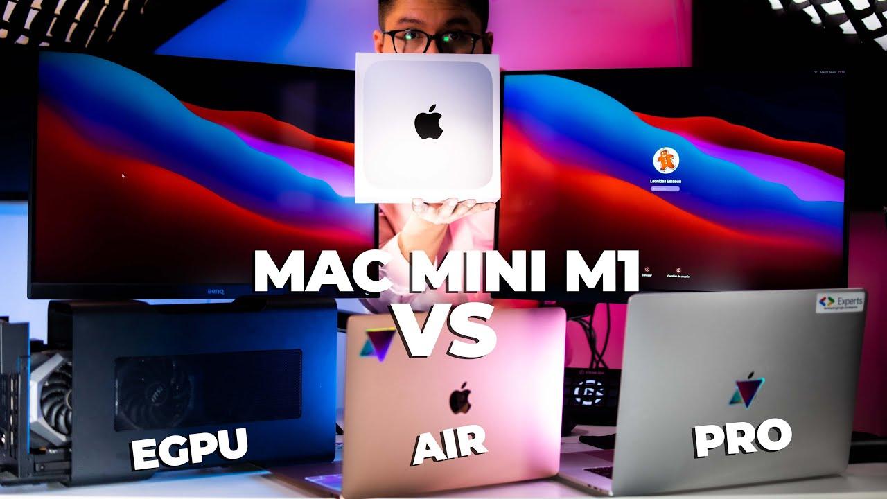 Mac mini M1: el mejor Mac que puedes comprar en el 2021