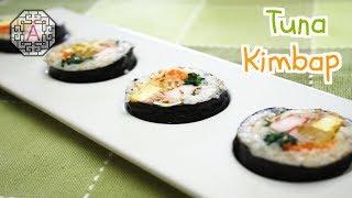 Tuna Kimbap (참치 김밥)