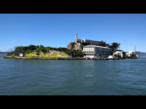 Ferry ride to Alcatraz with Alcatraz Cruises (San Francisco, USA)