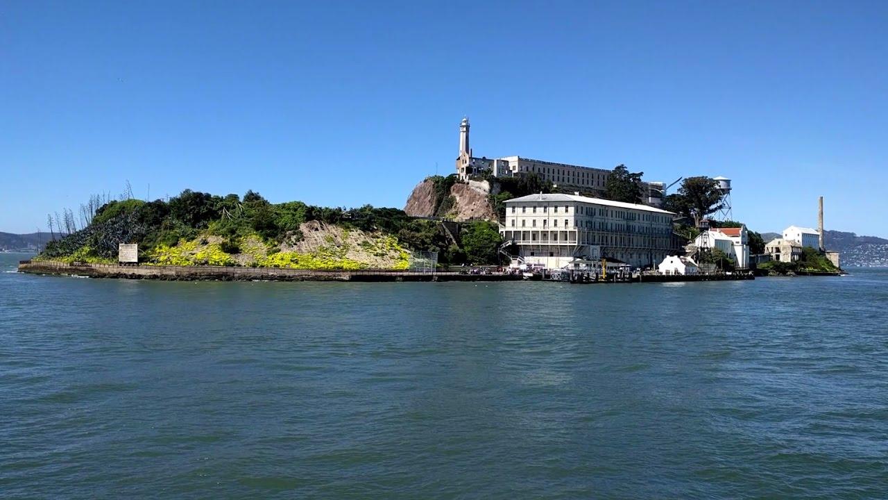 ferry ride to alcatraz with alcatraz cruises (san francisco, usa