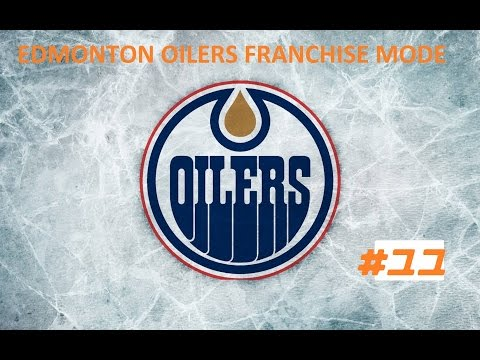 NHL 17 Franchise Mode The Edmonton Oilers Episode 11- Gearing Up For Year 3