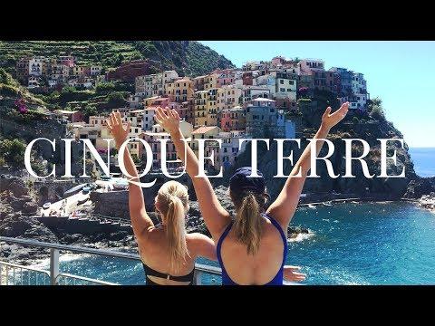 TRAVEL DIARY: CINQUE TERRE, ITALY
