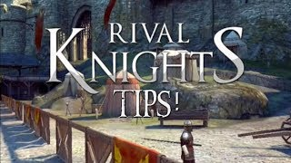 Rival Knights Review/Tips (iOS/Android)