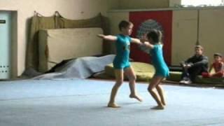 Спортивная акробатика в г.Тирасполь