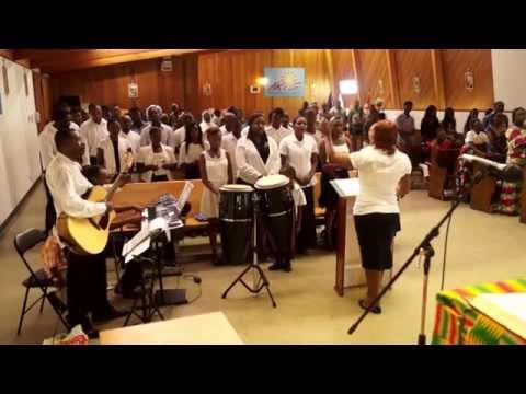 Sanctus Sanctus Sanctus by St Kizito youth Choir, winnipeg