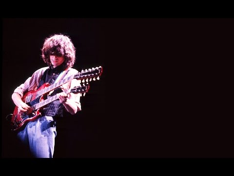 Jimmy Page's Chopin Prelude n.4  Arms Concert San Francisco 1983