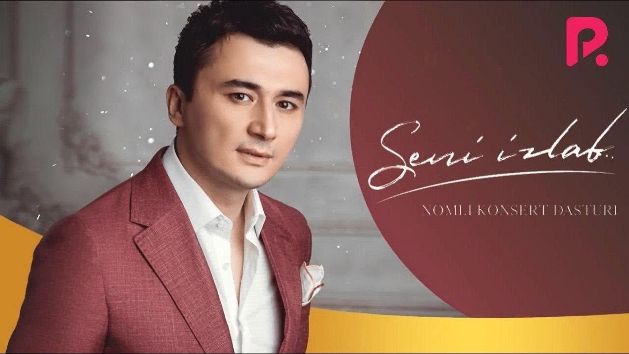 Ulug'bek Rahmatullayev - Seni izlab nomli konsert dasturi 2019 #UydaQoling