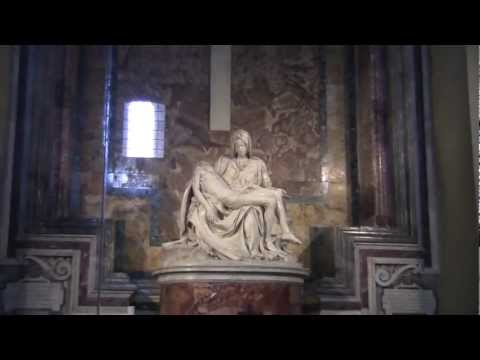 ROME CITY TOUR, ITALY (FULL HD)