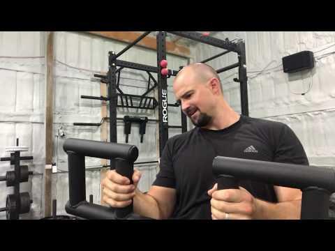 Black Widow Viking Press Landmine Attachment Review