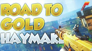 Black Ops 3: Road to Gold (Haymaker-12)