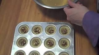 Episode 49 - Pecan Tassies - 5-8-11 - The Aubergine Chef
