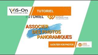 Tutoriel n°2 - associer des photos panoramiques
