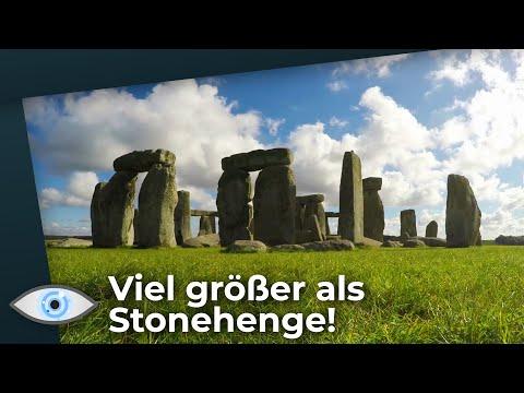 Neues Steinzeit-Monument bei Stonehenge entdeckt! - Spektakulärer archäologischer Fund