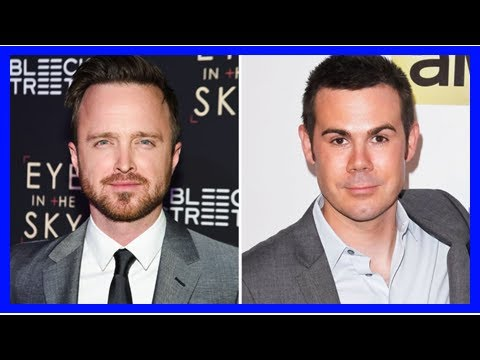 'Halt And Catch Fire' Creator To Direct Aaron Paul In 'The Parts You Lose' | Fast News 24h
