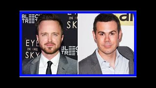 'Halt And Catch Fire' Creator To Direct Aaron Paul In 'The Parts You Lose'   Fast News 24h