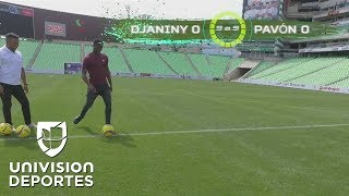 Choque de goleadores: Carlos Pavón vs Djaniny Tavares