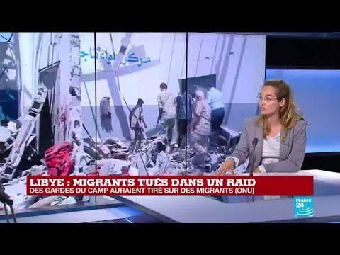 Carnage à Tadjourah en Libye :