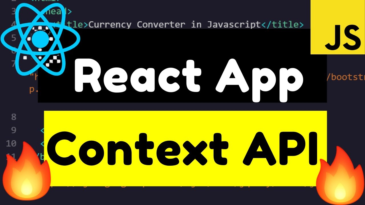 React.js Native Context API Tutorial | React State Management Tutorial For Beginners