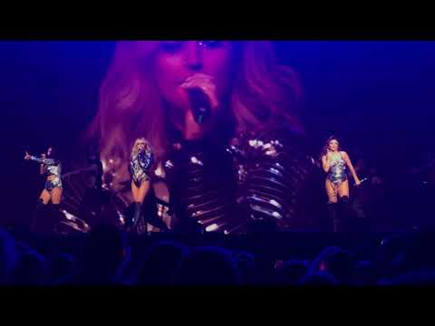 Salute / Down & Dirty / DNA - Little Mix (The Glory Days Tour) 25/11/2017 O2 Arena London