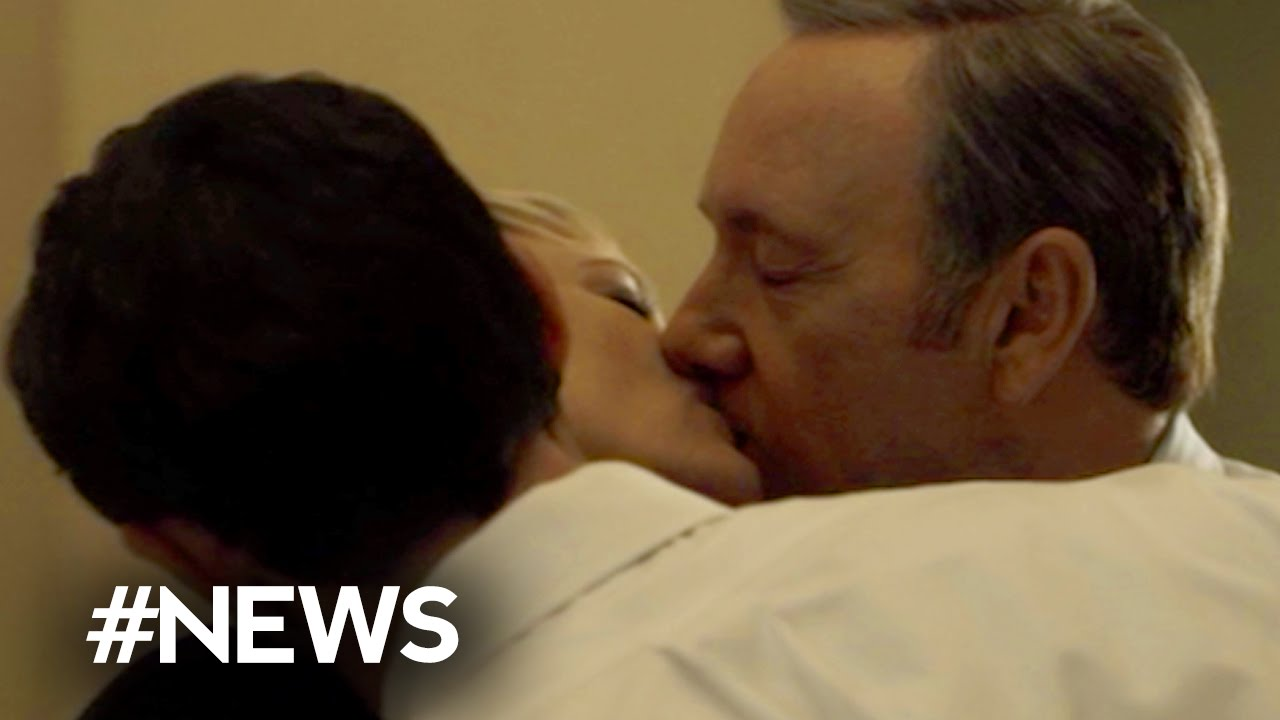House Of Cards Best Moments - Frank Underwood Threesome -8865