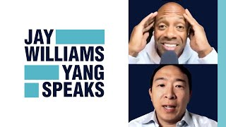 Jay Williams & Andrew Yang Talk Police, Media & Our Current Reality | Yang Speaks