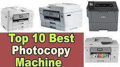 Top 10 Best Photocopy Machine For Small Business In 2019 | Photocopy Machine