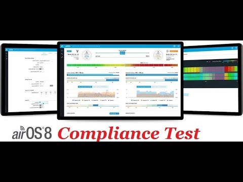 Ubnt ubiquiti Compliance Test Mode In Latest Firmware 2017 AirOS 6,7,8