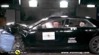 Lancia Thema - Crash Tests 2011
