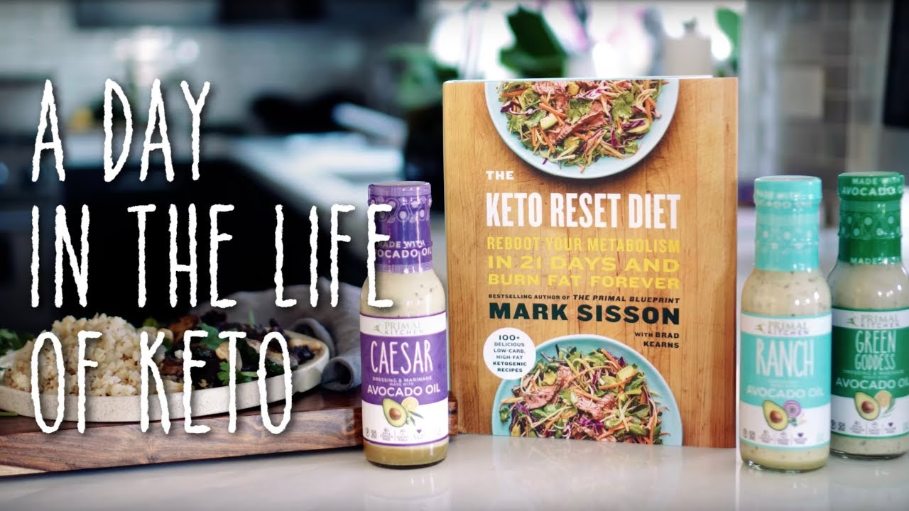 A day in the life of keto with mark sisson youtube a day in the life of keto with mark sisson primal blueprint malvernweather Choice Image