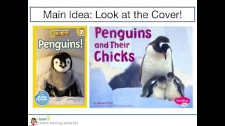 eSpark Learning: Determining Main Idea Instructional Video (1RI2)