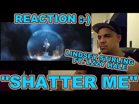 Shatter Me Featuring Lzzy Hale  Lindsey Stirling