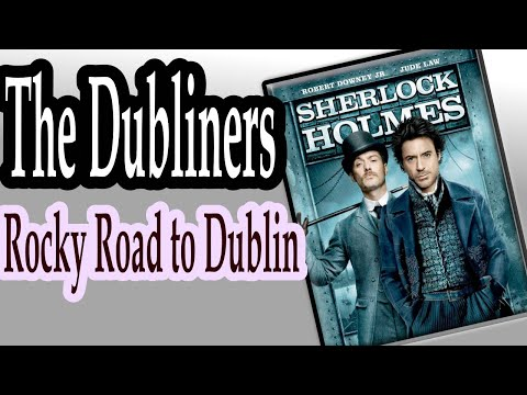The Dubliners  Rocky Road to Dublin