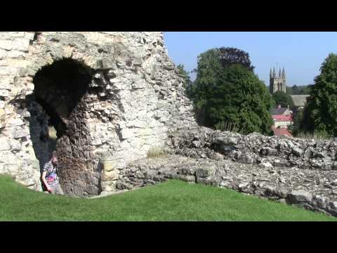 Helmsley Castle Travel Vlog