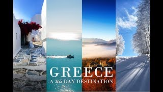 Visit Greece | Greece – A 365 Day Destination  (Narrative) (English)