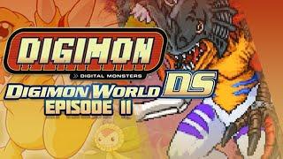 Digimon World DS - Ep 11 - Kimeramon Boss & Pagumon Digivolve to Antylamon!!!