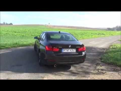 2014 bmw 318d f30 xdrive 143 hp test drive. Black Bedroom Furniture Sets. Home Design Ideas