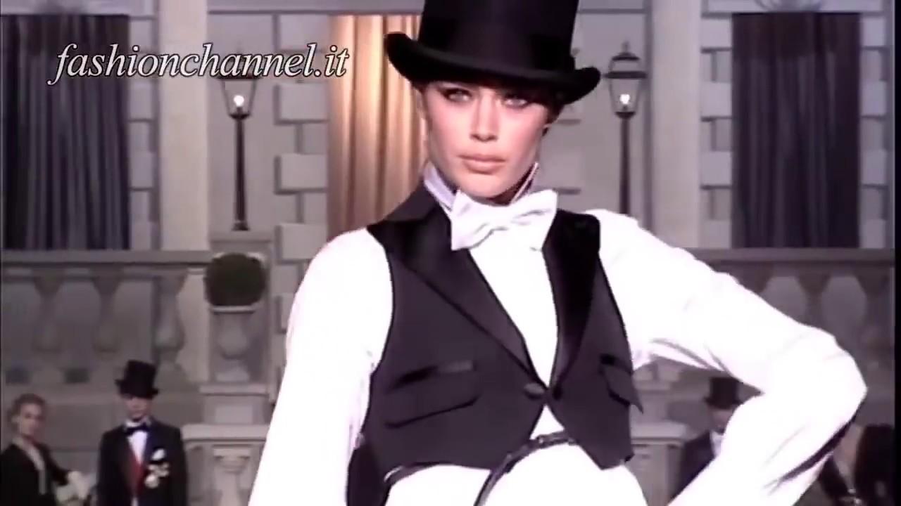 Super Model DOUTZEN KROES Highlights by Fashion Channel