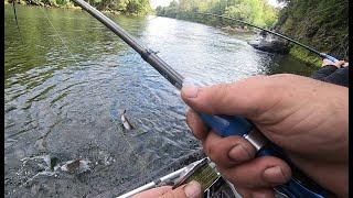 Камчатка Рыбалка в новых местах часть 1