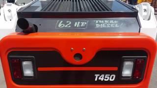 2015 Bobcat T450 Compact Track Loader for Sale (64 hours)