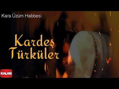 Kardeş Türküler - Kara Üzüm Habbesi [ Doğu © 1999 Kalan Müzik ]