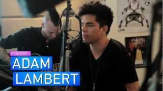 "Adam Lambert ""What Do You Want From Me"" live in studio"