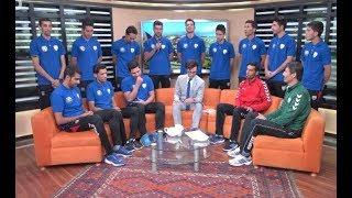 بامدادخوش - ورزشگاه - تیم ملی فوتسال افغانستان در رابطه به دستاوردهای شان صحبت میکند