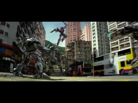 Transformers: La Era de la Extinción - Una experiencia RealD 3D