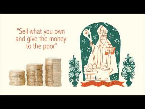 The Story of Saint Nicholas - The Real Santa Claus
