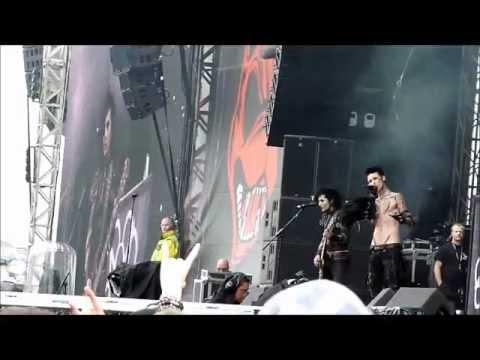 Black Veil Brides - Rebel Love Song - Download 2012