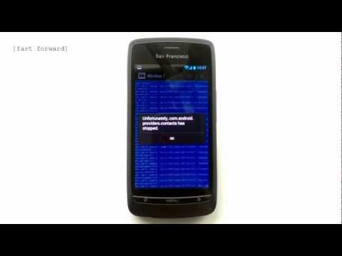 Rm -rf / On Android