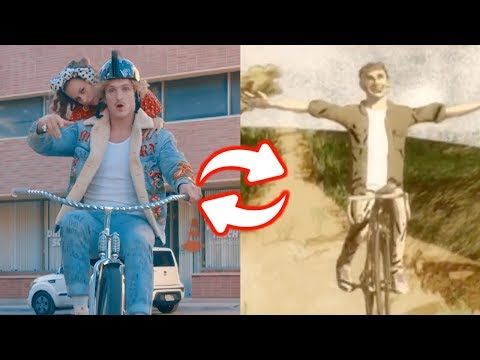No Handlebars but every time Logan Paul says