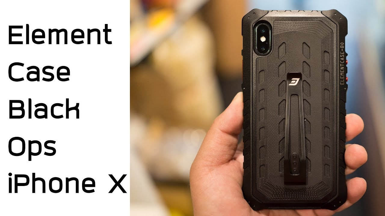element black ops case iphone xs